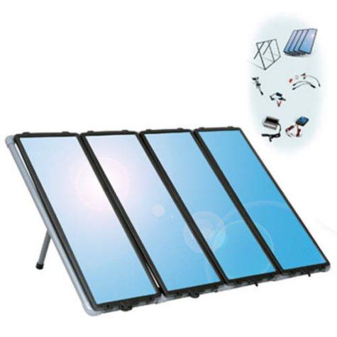 60 Watt Solar Back Up Kit