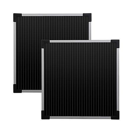 Sunforce Products 5 Watt Solar Panel Charger (2 pk.)