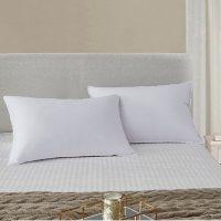 Scott Living 225 Thread Count Tencel Blend Pillow, 2-pack (Jumbo or King)