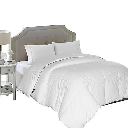 ELLE Home 1200-Thread-Count Down Comforter, White