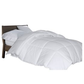 Microfiber Down Alternative Comforter (Assorted Sizes)