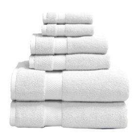 ELLE Home 6-Piece Towel Set (Assorted Colors)