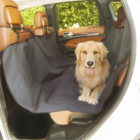 Majestic Pet Universal Waterproof Hammock Back Seat Cover (Choose Your Color)