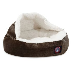 "Majestic Pet 18"" Villa Canopy Pet Bed (Choose Your Color)"