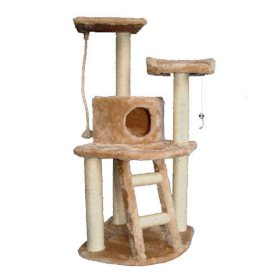 "Majestic Pet Casita Cat Condo - 48""H"
