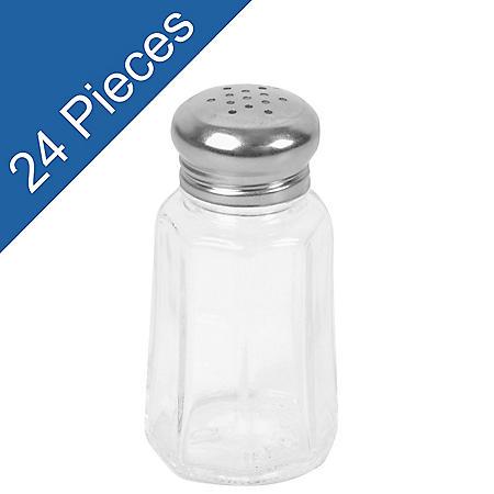 Paneled Spice Shakers - 1.25 oz. - 24 pk.