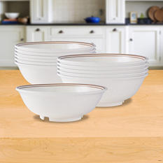 Winston Melamine Soup Bowl - 32 oz. (12 pk.)