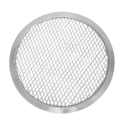 Seamless Rim Aluminum Pizza Screen - 6 pk.