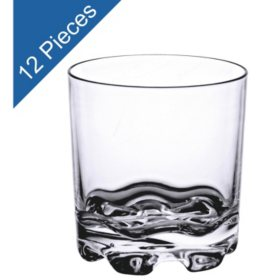 10 oz. Polycarbonate Rock Glass - 12 pk.
