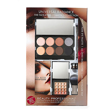 10738d3b41d Beauty Professional Universal Radiance The Face and Eyes Cosmetics  Collection