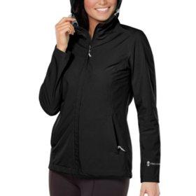 Free Country Ladies Waterproof Rain Jacket