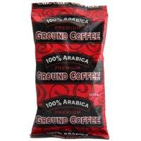 100% Arabica Coffee,Dark Roast (1.5 oz. Portion Packs, 126 ct.)