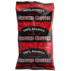 100% Arabica Ground Coffee, Bold Roast  (2.5 oz., 84 ct.)