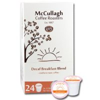 McCullagh Coffee Roasters Decaffeinated Coffee (96 ct.)