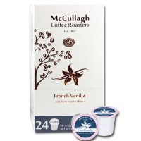 McCullagh Coffee Roasters French Vanilla Coffee (96 ct.)