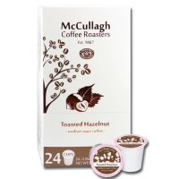 McCullagh Coffee Roasters Toasted Hazelnut Coffee (96 ct.)