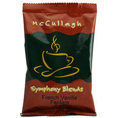 McCullagh Gourmet Coffee, French Vanilla (2 oz., 40 ct.)