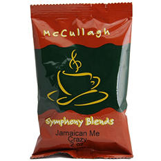 McCullagh Gourmet Coffee, JamaicanMeCrazy (2 oz., 40 ct.)