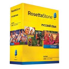 Rosetta Stone Russian Level 1-5 Set - PC/Mac