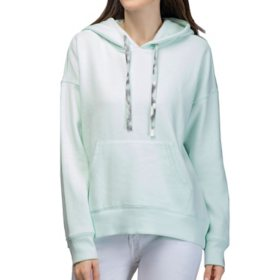 Green Tea Ladies Spring Hoodie