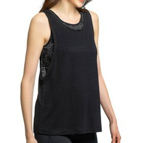 Tangerine Women's Active 2-in-1 Top