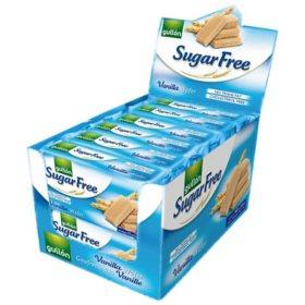 Gullón Sugar Free Vanilla Wafer Cookies (2.74 oz., 12 pk.)