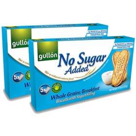 gullon No Sugar Added Breakfast Biscuits (10 pk.)