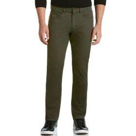 Perry Ellis Men's Casual Stretch 5-Pocket Pants