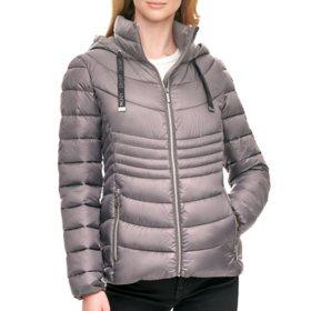 DKNY Ladies Short Packable Jacket
