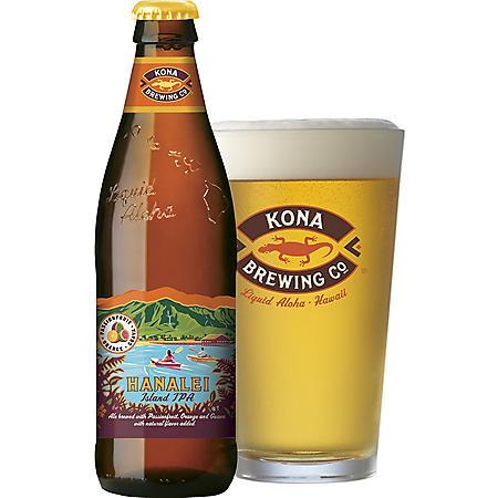 Kona Gold Cliff IPA (12 fl. oz. bottle, 12 pk.)
