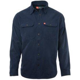 American Outdoorsman Men's Canvas Shirt Jacket