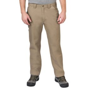 Coleman Fleece Bonded Canvas Pant