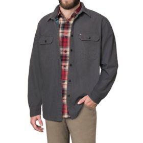 American Outdoorsman Men's Fleece Lined Shirt