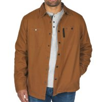 Coleman Fleece Lined Shirt Jacket