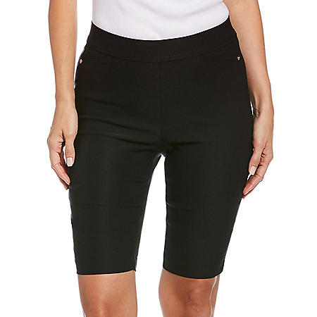 Rafaella Ladies' Supreme Stretch Pull On Short