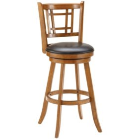 Fairfox Swivel Stool, Assorted Sizes