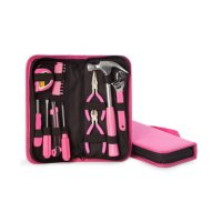 20 Piece Tool Set in Pink