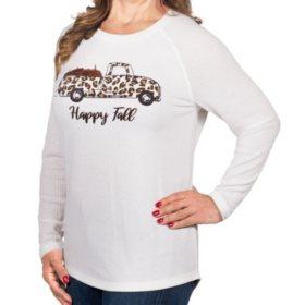 Modern Canvas Ladies Harvest Top