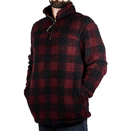 Member's Mark Men's Alpine Sherpa Pullover