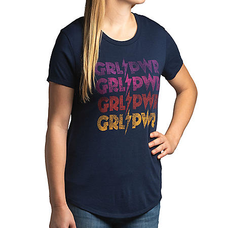Modern Canvas Ladies Statement Tee