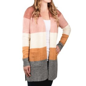 Modern Canvas Women's Long Cardigan Sweater