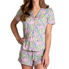 Lauren James Ladies 2-Piece Sleepwear Set