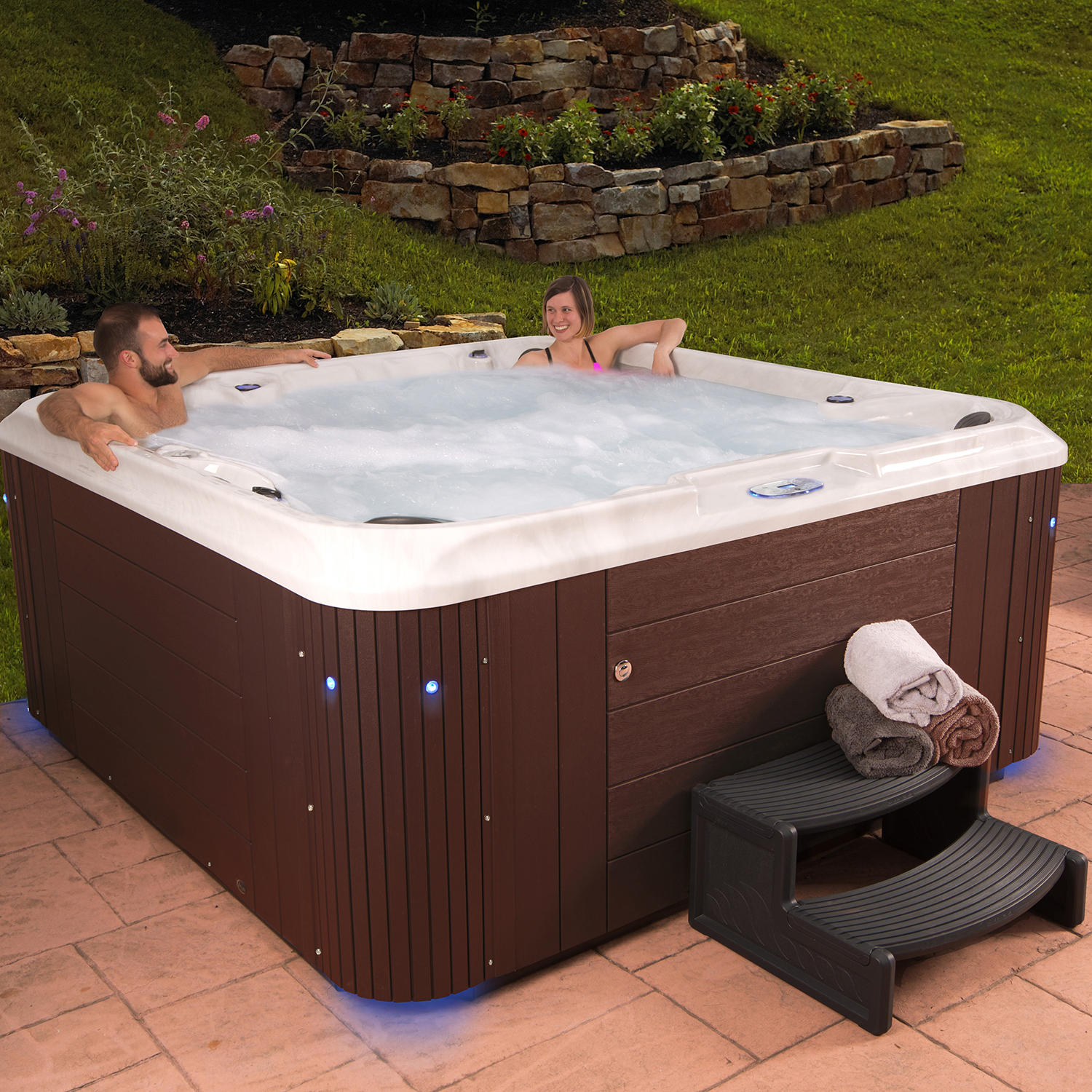 Everlast Spas Indulgence 100 Jet
