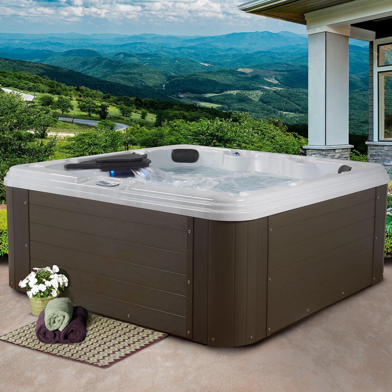 Everlast Infinity 90-Jet Hot Tub Spa