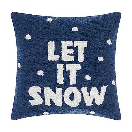 Nourison Let It Snow Decorative Pillow