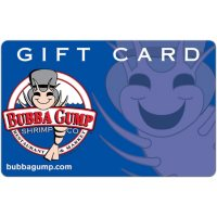 Bubba Gump Shrimp Co. eGift Card (Email Delivery)