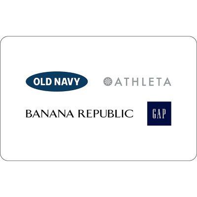 $50 Gap Options eGift Card