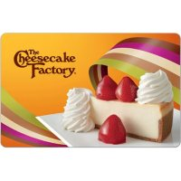 The Cheesecake Factory eGift Card - Various Amounts (Email Delivery)