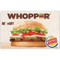 Burger King $20 eGift Card (Email Delivery)