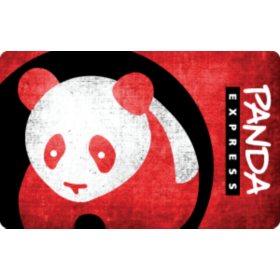 Panda Express $25 Gift Card